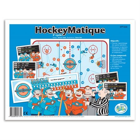 HOCKEYMATIQUE(3E CYLE)
